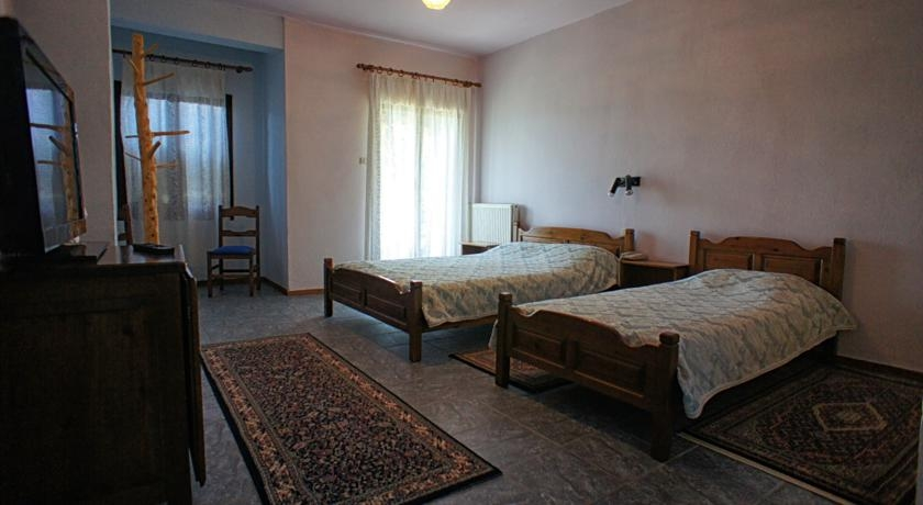 Twin Room for Disabled, Saily Hotel: Koropi beach Pelion Volos Magnesia Greece
